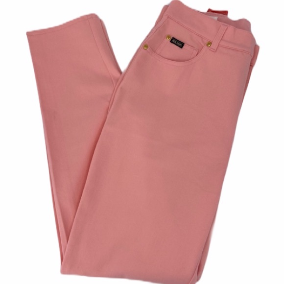 Escada pink Jeans size 14 New with tags! Blush